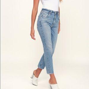 AGOLDE Palmer Jeans size 24